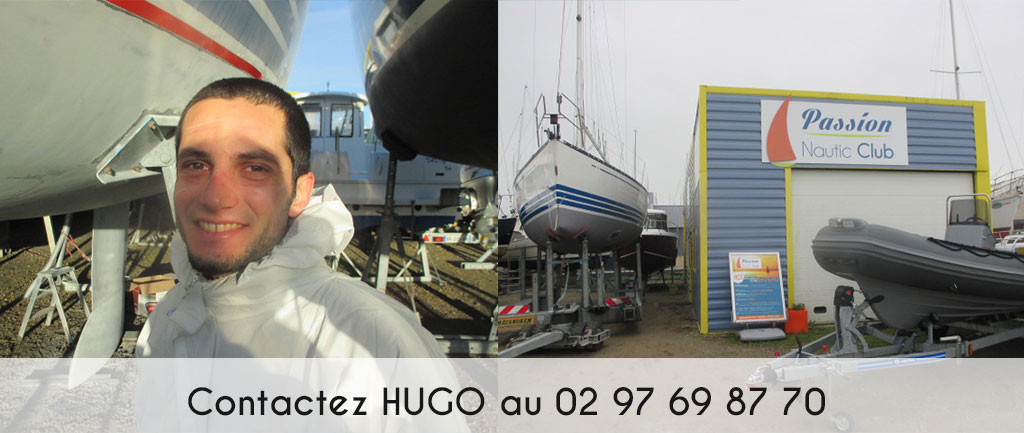 Passion Nautic Club dispose d'un chantier !