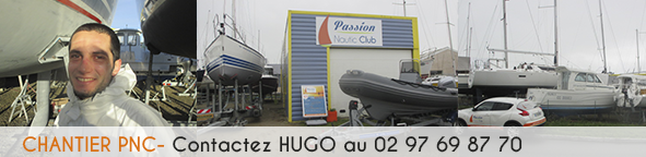 Chantier Passion Nautic Club